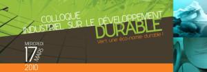 Le développement durable pour une économie durable